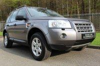 2007 LAND ROVER FREELANDER 2 2.2 TD4 GS 5d AUTO 159 BHP £5000.00