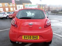 USED 2009 59 FORD KA 1.2 STYLE 3d 69 BHP NO DEPOSIT DEALS TO CHOOSE FROM