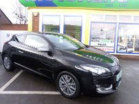 USED 2013 63 RENAULT MEGANE 1.5 KNIGHT EDITION ENERGY DCI S/S 3d 110 BHP NO DEPOSIT FINANCE DEALS TO CHOOSE FROM