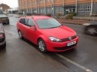 USED 2011 61 VOLKSWAGEN GOLF 1.6 SE TDI BLUEMOTION 5d 103 BHP Space pace diesel reliability and economy, superb