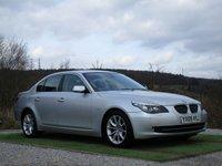 USED 2009 09 BMW 5 SERIES 3.0 525D SE 4d AUTO 195 BHP