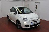 2013 FIAT 500 1.2 S 3d 69 BHP £5495.00
