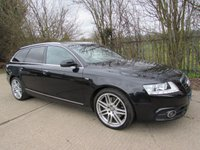 USED 2010 10 AUDI A6 3.0 AVANT TDI QUATTRO LE MANS 5d 237 BHP Low Mileage / Facelift Model