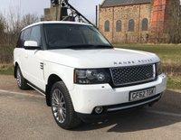 2012 LAND ROVER RANGE ROVER 4.4 TDV8 AUTOBIOGRAPHY 5d AUTO 313 BHP £24990.00