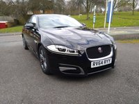 USED 2014 64 JAGUAR XF 2.2 D R-SPORT 4d AUTO 163 BHP P/EXCHANGE WELCOME, Full Service History, HUGE SPEC