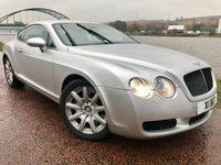2004 BENTLEY CONTINENTAL 6.0 GT 2d 550 BHP £SOLD