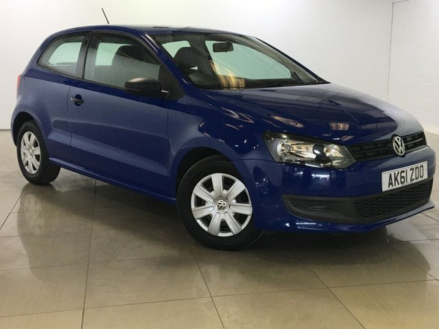 View our 2012 61 VOLKSWAGEN POLO 1.2 S 3d 60 BHP