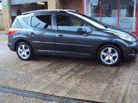 2010 PEUGEOT 207 1.6 HDI SW SPORT 5d 92 BHP £2999.00