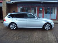 2006 BMW 3 SERIES 2.0 320D SE TOURING 5d AUTO 161 BHP £3425.00