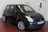 USED 2010 10 SUZUKI SWIFT 1.6 SPORT 3d 125 BHP