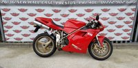 USED 1995 M DUCATI 916 BIPOSTO Super Sports Lovely 916 with very low mileage