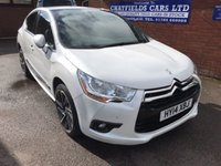 USED 2014 14 CITROEN DS4 2.0 HDI DSPORT 5d 161 BHP FULL LEATHER, SERVICE HISTORY