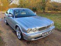 2006 JAGUAR XJ 4.2 V8 R 4d AUTO 400 BHP £9990.00