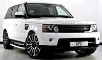 USED 2013 62 LAND ROVER RANGE ROVER SPORT 3.0 SD V6 SE 4x4 5dr Auto [8] Stunning Example, Great Spec!