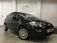 2012 FIAT PUNTO EVO 1.2 ACTIVE 3d 68 BHP £3995.00