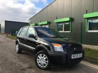 2009 FORD FUSION 1.4 style plus s-a 5 door automatic £2995.00