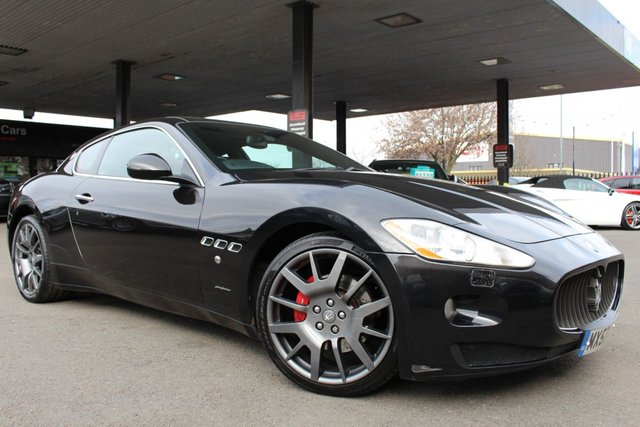 MASERATI GRANTURISMO at Derby Trade Cars