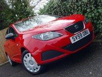 2009 SEAT IBIZA 1.4 S TDI A/C 5d 79 BHP £3499.00
