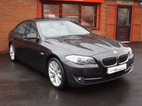 USED 2010 10 BMW 5 SERIES 3.0 525D SE 4d AUTO 202 BHP ** SUNROOF ** FANTASTIC SERVICE HISTORY