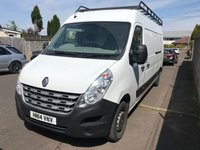 2014 RENAULT MASTER 2.3 LM35 DCI S/R  £8000.00