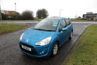 2011 CITROEN C3 1.4 VTR PLUS HDI Low Mileage,Air Con,Cruise Control £4995.00