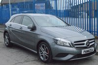 2013 MERCEDES-BENZ A CLASS 1.8 A180 CDI BLUEEFFICIENCY SPORT 5d AUTO 109 BHP £11495.00