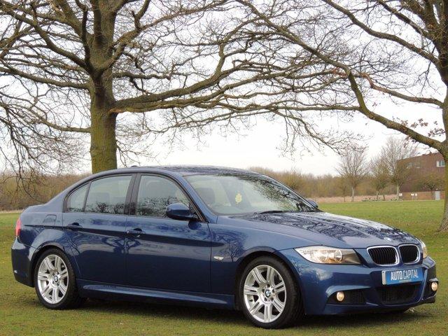 2009 59 BMW 3 SERIES 2.0 320D M SPORT 4d 175 BHP