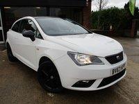 2013 SEAT IBIZA 1.4 TOCA 3d 85 BHP £6750.00