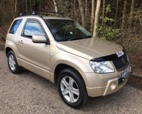 2006 SUZUKI GRAND VITARA 1.6 VVT PLUS 3d 105 BHP £2999.00