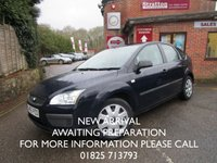 USED 2006 55 FORD FOCUS 1.6 LX TDCI 5d 108 BHP
