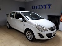 USED 2012 12 VAUXHALL CORSA 1.2 ACTIVE 5d 83 BHP * LOW MILES * GREAT SPEC *