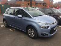 USED 2015 64 CITROEN C4 PICASSO 1.6 E-HDI VTR PLUS ETG6 5d AUTO 91 BHP EXCEPTIONALLY CHEAP TO RUN AUTOMATIC WITH £0 ROAD TAX AND EXCELLENT FUEL ECONOMY!!..FULL CITROEN SERVICE HISTORY..ONLY 15014 MILES FROM NEW!!..WITH PARKING SENSORS AND AUXILLIARY/USB INPUT!