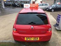 USED 2007 07 RENAULT CLIO CAMPUS I-MUSIC 1.1 3 DOOR **FULL RENAULT SERVICE HISTORY**