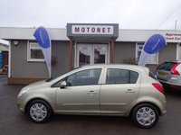 USED 2008 57 VAUXHALL CORSA 1.4 CLUB A/C 16V 5DR AUTOMATIC  90 BHP +++SPRING SALE NOW ON+++