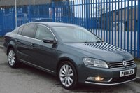 2011 VOLKSWAGEN PASSAT 1.6 SE TDI BLUEMOTION TECHNOLOGY 4d 104 BHP £6495.00