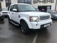 2012 LAND ROVER DISCOVERY 3.0 4 SDV6 HSE 5d 255 BHP £25890.00
