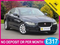 2015 JAGUAR XE 2.0 D PORTFOLIO AUTO SAT NAV LEATHER £17950.00
