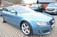 2008 AUDI A5 3.0 TDI QUATTRO SPORT 3d 240 BHP £5995.00