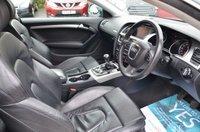 USED 2008 58 AUDI A5 3.0 TDI QUATTRO SPORT 3d 240 BHP