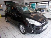 2013 FORD B-MAX 1.4 ZETEC 5d 89 BHP £7995.00