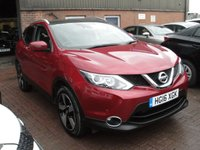 USED 2016 16 NISSAN QASHQAI 1.2 N-CONNECTA DIG-T 5d 113 BHP ANY PART EXCHANGE WELCOME, COUNTRY WIDE DELIVERY ARRANGED, HUGE SPEC