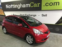 USED 2009 J HONDA JAZZ 1.3 I-VTEC EX I-SHIFT 5d AUTO 98 BHP