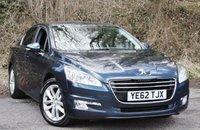 USED 2012 62 PEUGEOT 508 1.6 HDI ACTIVE 4d 112 BHP