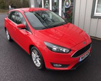USED 2015 15 FORD FOCUS 1.6 TDCI ZETEC NAVIGATOR 115 BHP THIS VEHICLE IS AT SITE 1 - TO VIEW CALL US ON 01903 892224