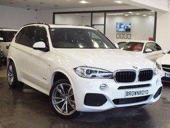 2016 BMW X5 3.0 XDRIVE30D M SPORT 5d AUTO 255 BHP 7 SEAT £39990.00