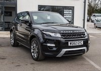 USED 2012 62 LAND ROVER RANGE ROVER EVOQUE 2.2 SD4 DYNAMIC 5d 190 BHP