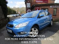 2008 FORD FOCUS 1.6 STYLE 5d 100 BHP £SOLD