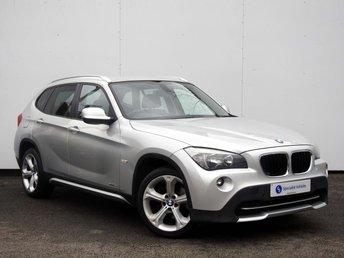 2010 BMW X1 2.0 SDRIVE18D SE 5d 141 BHP £9995.00