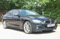 2014 BMW 3 SERIES 3.0 330D XDRIVE M SPORT 4d AUTO 255 BHP £16450.00