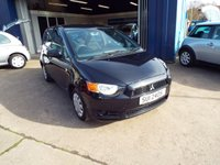 USED 2009 MITSUBISHI COLT 1.1 CZ1 5d 75 BHP ONE OWNER FROM NEW / SERVICE HISTORY